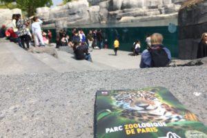 パリの動物園