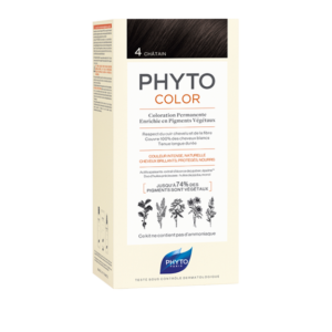 フランスの白髪染めphyto