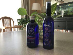 フランスで一番好きな化粧水 Melvitaフローラルウォーター