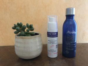 cattier serum&Melvita serum
