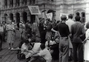 strike in France