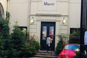 パリのセレクトショップmerci