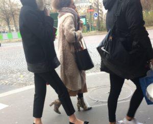 フランスのファッション感覚
